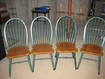 Kitchen Chairs , Solid Wood in Plainfield, Illinois