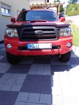 2008 Toyota Tacoma 4WD Double Cab in Ramstein, Germany