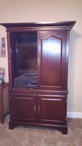 Fine Furniture -TV Armoire very heavy need to sell  Call 478-987-0182 in Warner Robins, Georgia