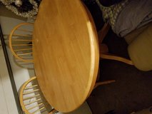 Kitchen table n 2 chairs in Oswego, Illinois