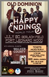 LAST DAY TO PURCHASE ADVANCE TICKETS in Fort Leonard Wood, Missouri