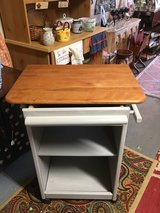 Nice rolling cart  perfect for dorm small kitchen 16 inches deep 24 inches wide 34 inches tall in The Woodlands, Texas