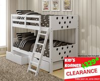 FINAL DAY! Kid's Korner SUPER SALE - Dream Rooms Furniture! in Pasadena, Texas