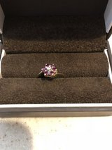 Gold garnet ring in Fort Belvoir, Virginia