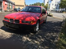 BMW 316i compact- perfect shape- new inspection in Hohenfels, Germany