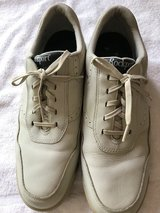 Men's Rockport Leather Golf Shoes size 11.5 med in Oswego, Illinois