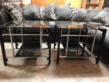 Sectional with end tables in Fort Leonard Wood, Missouri