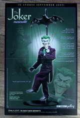 The Joker (Limited Edition 753/777) DC Direct Marionette (Just Reduced!!) in Camp Lejeune, North Carolina