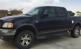 Reduced - 2002 Ford F-150 FX4 in Yucca Valley, California