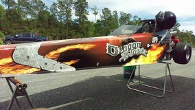 Jr. Dragster W/Trailer in Baytown, Texas