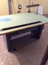 Drafting Table Metal Adjustable in Schaumburg, Illinois