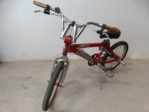 Red Mongoose Boys Bike in Pasadena, Texas