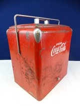 Vintage Coca-Cola Ice Chest in Pearland, Texas