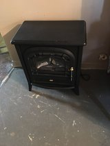 Small electric heater works great in Conroe, Texas