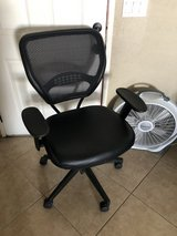Desk Chair 5500 Air Grid Mesh Back Deluxe in 29 Palms, California