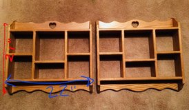 Wood Wall Shelves in Naperville, Illinois