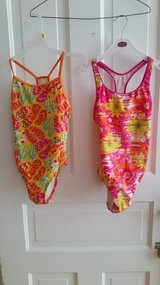 ~LIKE NEW Girl's Speedo Swimsuits - size 10~ in Schaumburg, Illinois