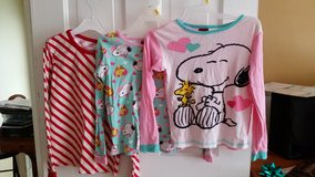 3 Pajamas Set - Girls Size 10 in Schaumburg, Illinois