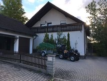 House with 2 Apartments near the public swimming pool in Vilseck in Grafenwoehr, GE