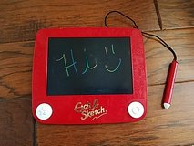 Etch A Sketch new version in Kingwood, Texas