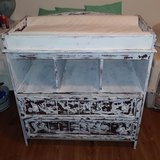 Shabby Chic Changing Table in DeRidder, Louisiana