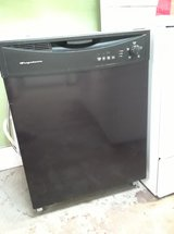 Black Frigidaire Dishwasher in Wilmington, North Carolina