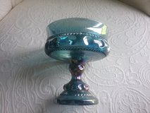Carnival Glass Candy Dish with pedestal in Hopkinsville, Kentucky