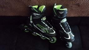 Like New Bladerunner Advantage XT Rollerblades-Mens Size 10 in Springfield, Missouri