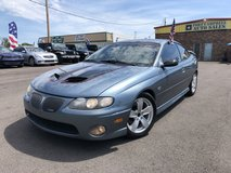 2005 PONTIAC GTO COUPE 2D 8-Cyl 6.0 LITER in Clarksville, Tennessee