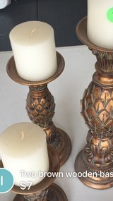 3 candle holders in Bolingbrook, Illinois