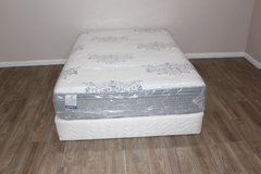 Full Size Aria Collection Augustine pillowtop mattress in Kingwood, Texas