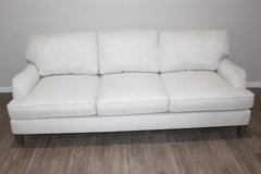 Gorgeous off-white sofa in Excellent condition! in Spring, Texas
