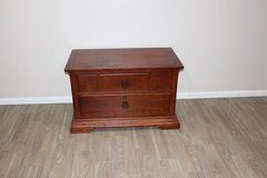 Solid Wood TV stand/ dresser excellent condition very! in Kingwood, Texas