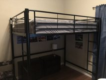 Full Size Loft Bed in Fort Polk, Louisiana