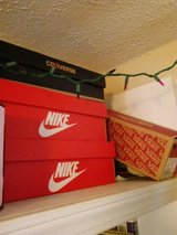 shoe boxes in Fort Knox, Kentucky