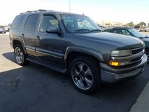 2002 tahoe in Travis AFB, California