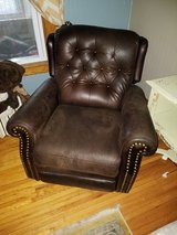 Electric recliner in Yorkville, Illinois
