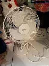Fan.. in Travis AFB, California