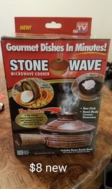 Stonewave cooking in Travis AFB, California