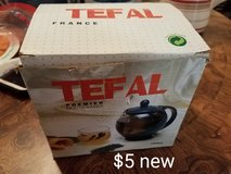 Tefal tea in Travis AFB, California