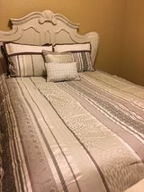 Queen Comforter in Neutral Colors in Spring, Texas