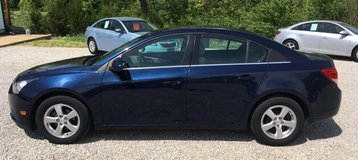 2011 Chevy Cruze LT in Fort Leonard Wood, Missouri