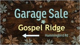 GARAGE SALE Saturday July 21 7am in Fort Leonard Wood, Missouri