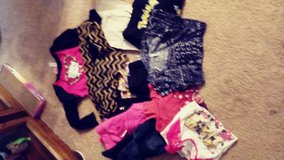 Girls size 7/8 bundle 17 pcs in Tacoma, Washington