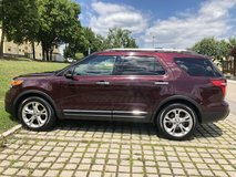For Sale Ford Explorer Limited in Hohenfels, Germany