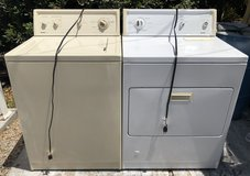 Kenmore washer and gas dryer in Camp Pendleton, California