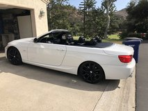 BMW 2013 335 M sport convertible in Camp Pendleton, California