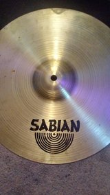 "sabian 14"" medium hat in Yorkville, Illinois"