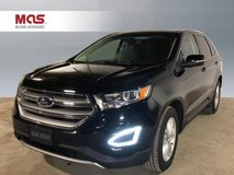 NEW LISTING CPO 2017 Ford Edge SEL 4D SUV FWD in Hohenfels, Germany