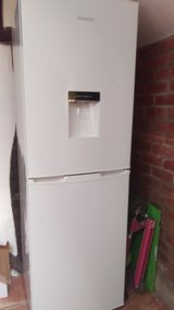 Fridge freezer in Lakenheath, UK